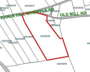 0 OLD MILL ROAD, Chalk Hill, PA 15421
