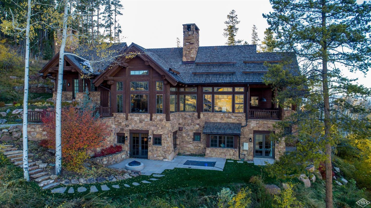 Photo of home for sale at 2845 Daybreak, Beaver Creek CO