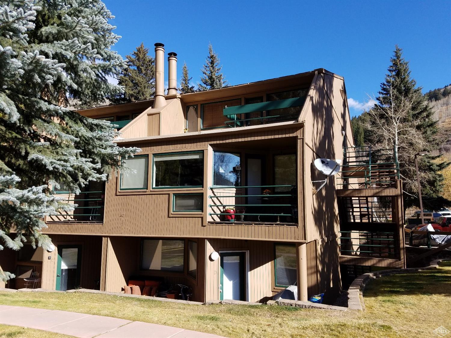 3931 Bighorn Road #5T, Vail, CO 81657