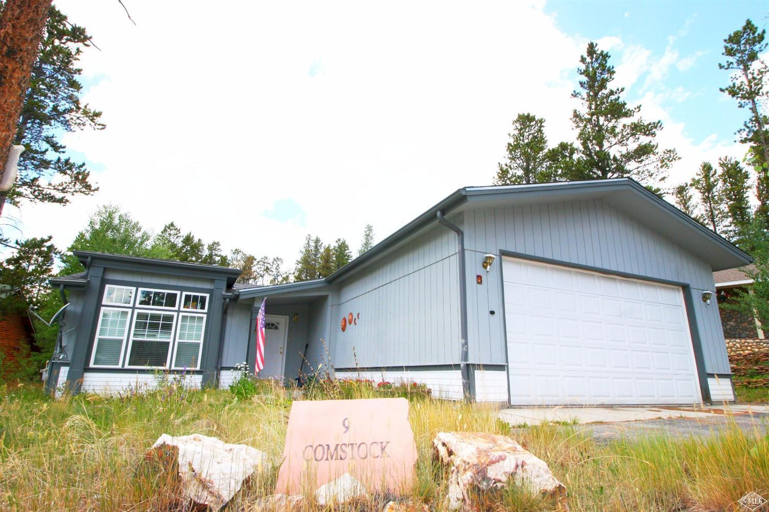 9 Comstock Court, Leadville, CO 80461