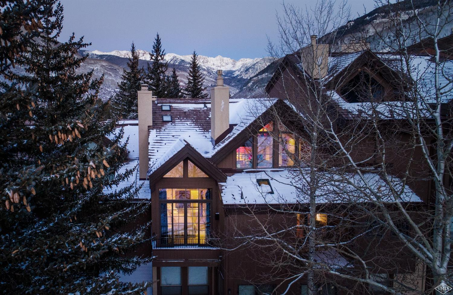 600 Vail Valley Drive #MNV, Vail, CO 81657
