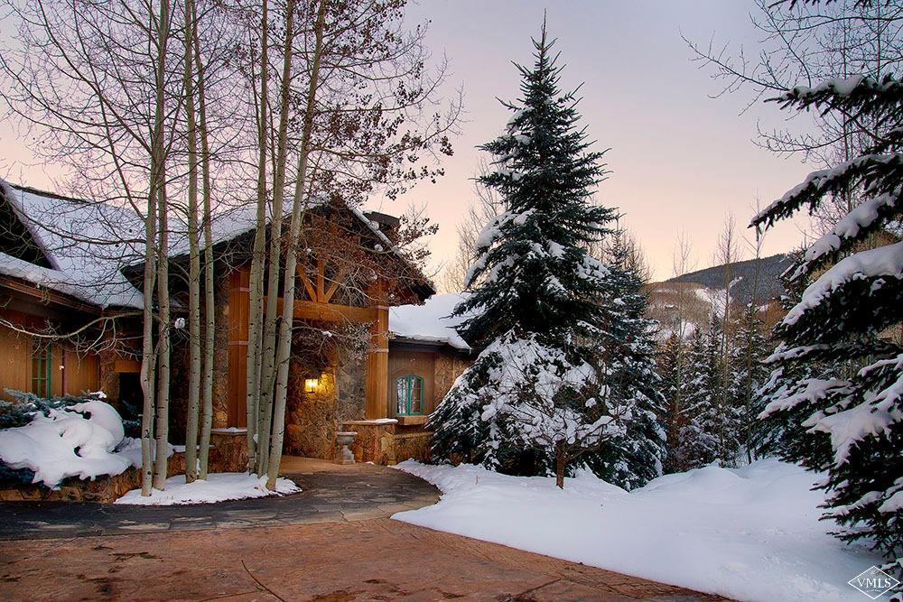 Photo of home for sale at 59 Borders Road, Beaver Creek CO