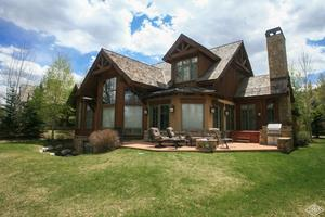 Photo of home for sale at 225 Eagle River Road, Edwards CO