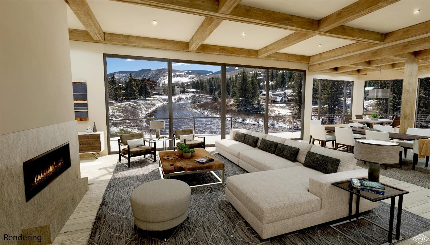 144 W Meadow Drive #West, Vail, CO 81657