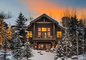 Photo of home for sale at 1248 Bachelor Ridge Road, Beaver Creek CO
