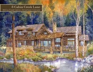 Photo of home for sale at 8 Cabin Creek Lane, Edwards CO