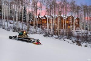 Photo of home for sale at 246 Strawberry Park Court, Beaver Creek CO