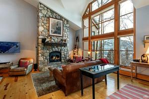 Photo of home for sale at 44 Meadow Lane, Beaver Creek CO