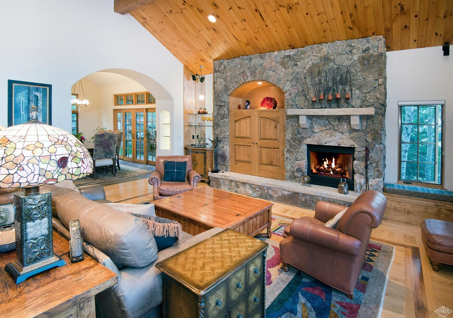 Photo of home for sale at 256 Holden Road, Beaver Creek CO