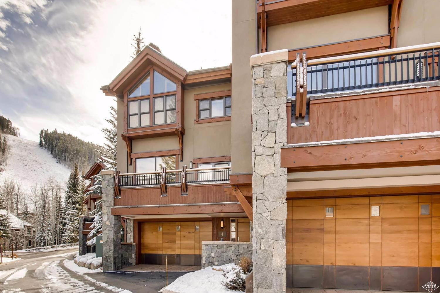 Photo of home for sale at 40 Elk Track Road, Beaver Creek CO