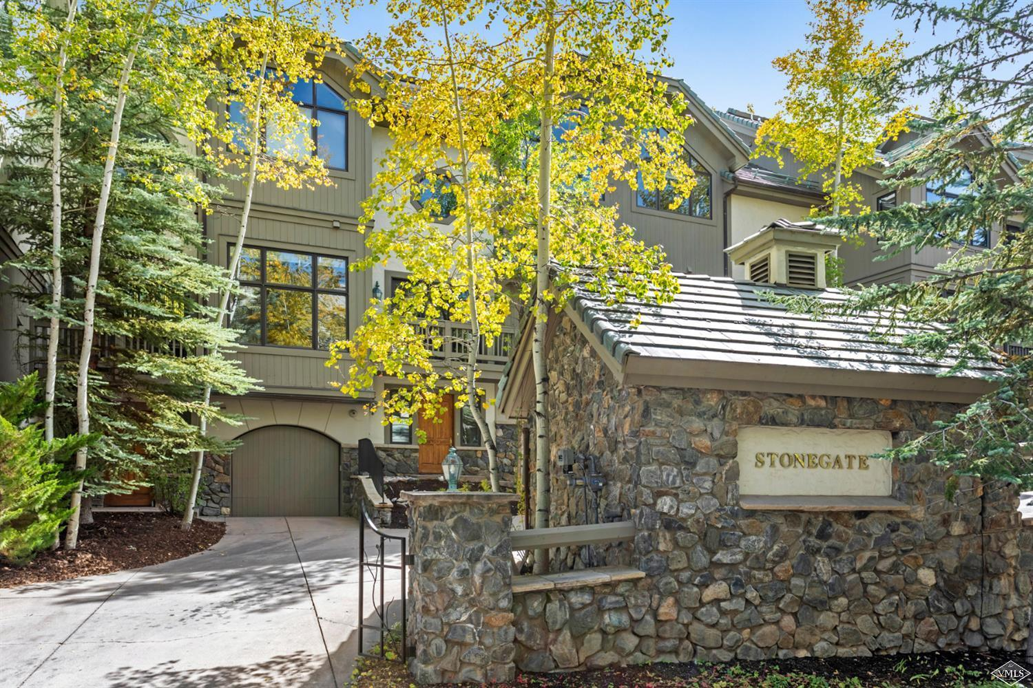 Photo of home for sale at 29 Highlands Lane, Beaver Creek CO