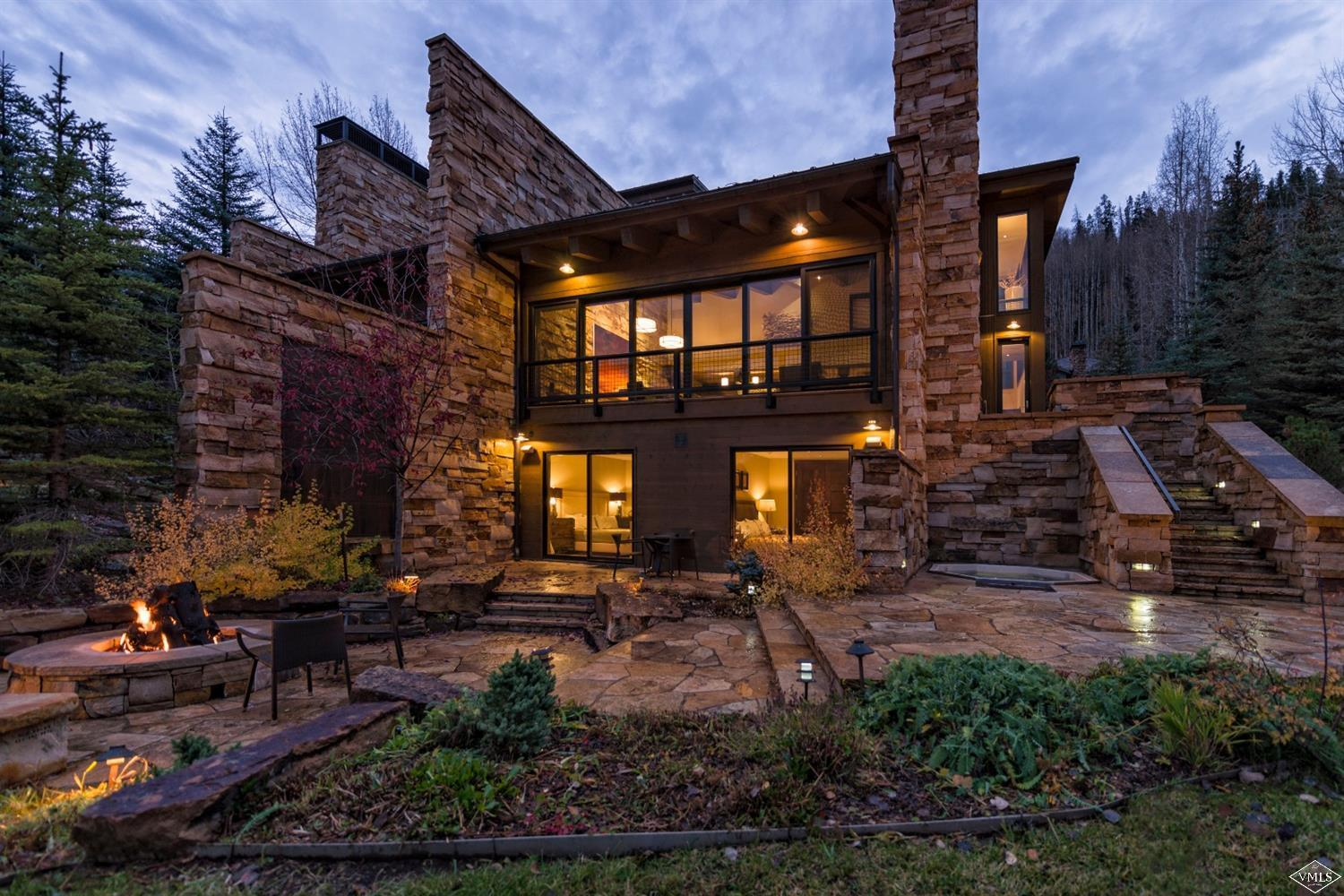 745 Forest Road #B, Vail, CO 81657
