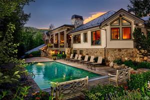 Photo of home for sale at 70 Borders Road, Beaver Creek CO