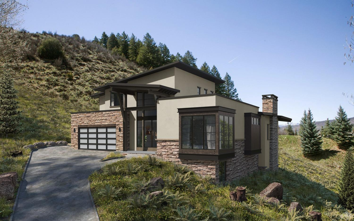 Photo of home for sale at 201 Aspen Meadow Drive, Edwards CO