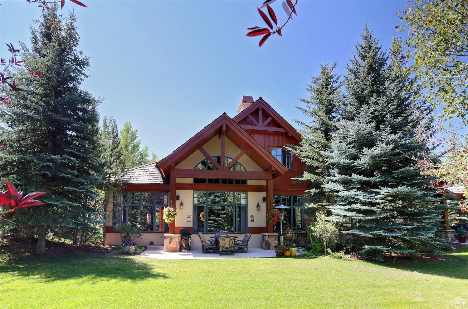 Photo of home for sale at 51 River Dance Road, Edwards CO