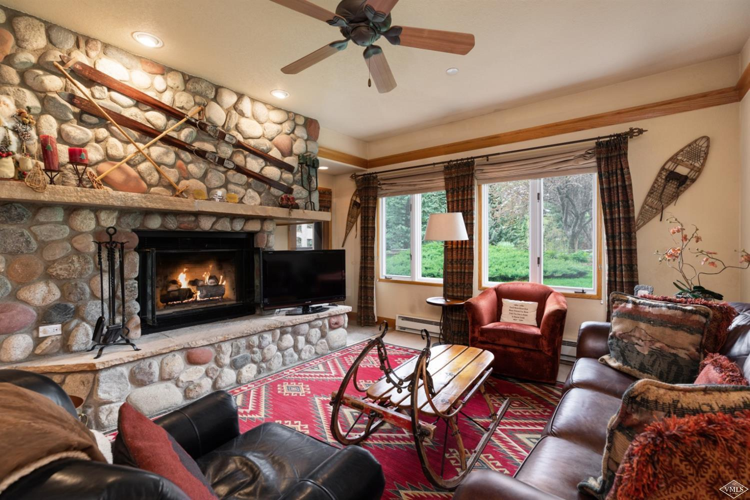 Photo of home for sale at 120 Offerson Road, Beaver Creek CO
