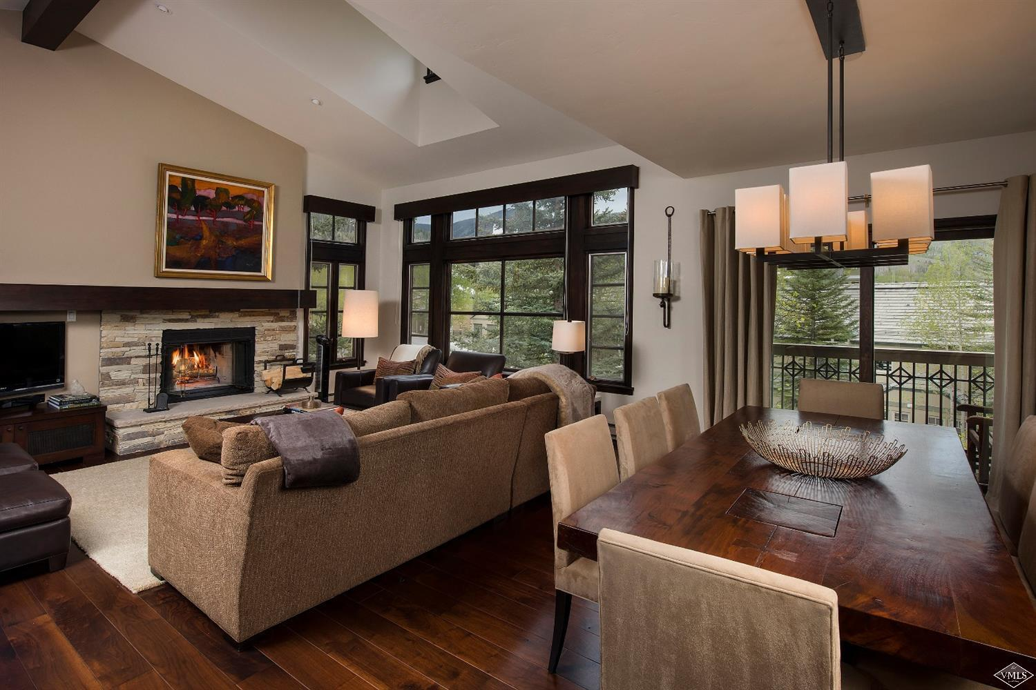 Photo of home for sale at 37 Meadow Lane, Beaver Creek CO