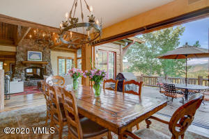 1026 Bachelor Ridge Road, Beaver Creek, CO 81620