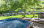 Hot tub - backyard