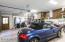 3 car garage, extra storage