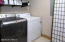 separate laundry & utility room