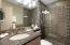 En suite bath for bedroom 3