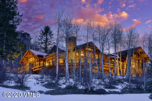 602 Bachelor Ridge, Beaver Creek, CO 81620
