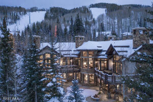 615 Forest Place, Vail, CO 81657