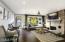 Living room virtual remodel