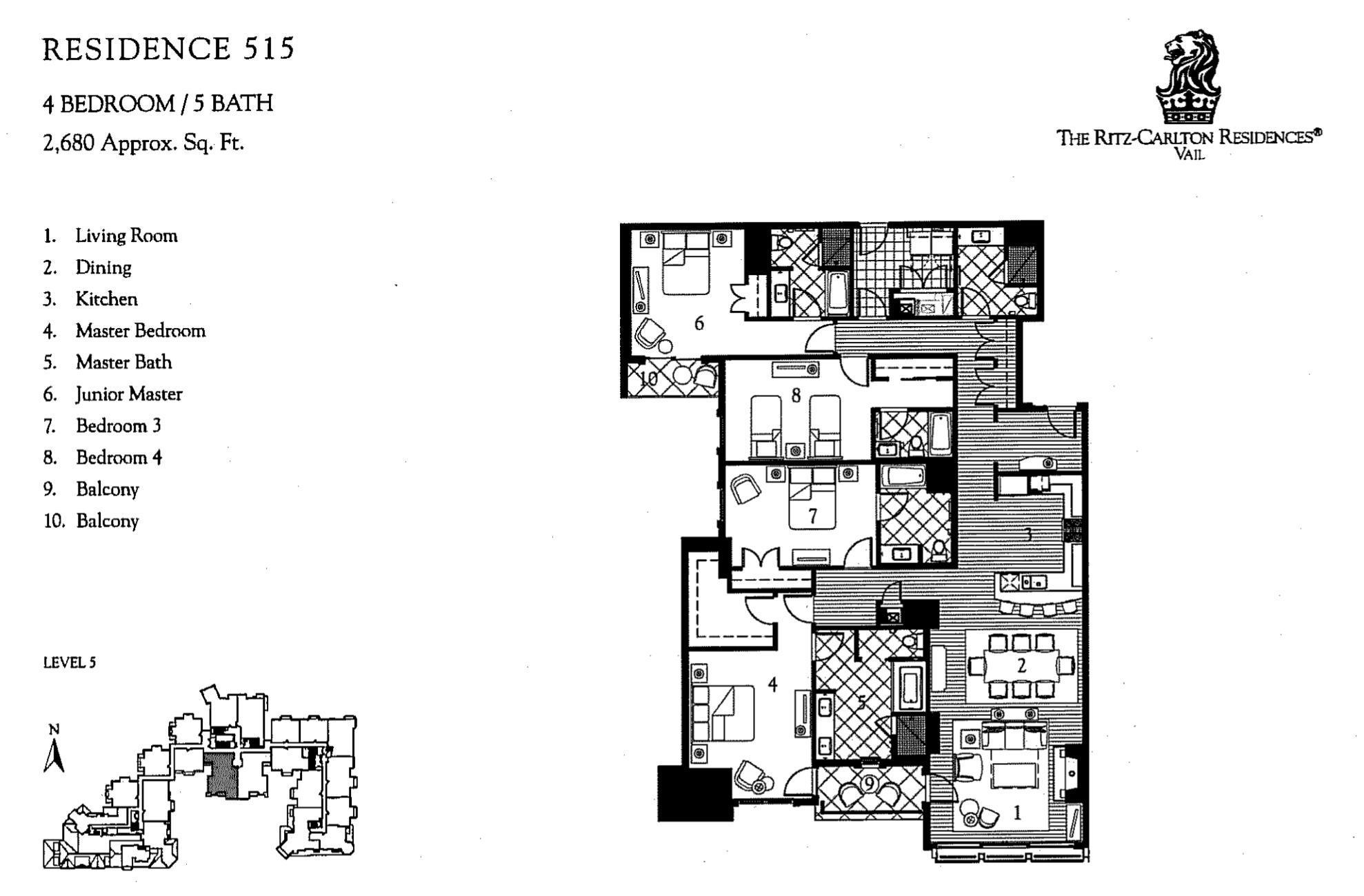 Property image for 728 Lionshead Unit R-515