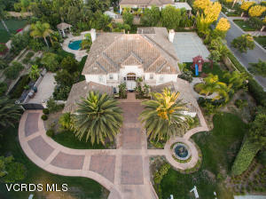 Camarillo Real Estate Aerial 2