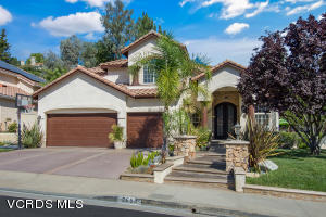 2654 Yellowwood Drive, Westlake Village, CA 91361