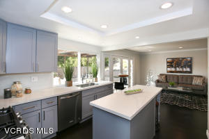 Complete remodel just finished! Spectacular kitchen with island