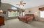 Large master bedroom 15 x 16