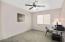 Office/bedroom 12 x 10