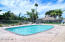 Refreshing lap pool within walking distance. Second large pool & spa are across the lake
