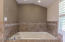 Master jetted spa tub