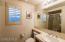 Downstairs Bathroom Off Bedroom