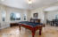 Formal Living Area being utilized as game room