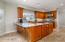 Huge Chef's Kitchen with Breakfast Bar