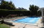 Pool Section of Yard