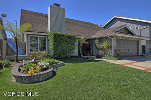 beautifully manicured and landscaped