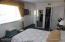 Master Bedroom - showing walking closet