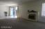Spacious - Open plan from living to dining area