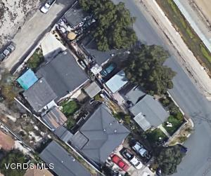 Top view of property showing all 4 units