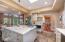 Open floorplan to family room and huge balcony
