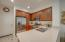 Love the kitchen and maple cabinetry