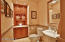 Gorgeous Downstairs Bath