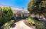 Lush private entrance