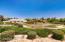 Huge flat backyard- room for tennis/pool